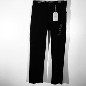 Ring of Fire 36x34 Black Straight Leg Jeans